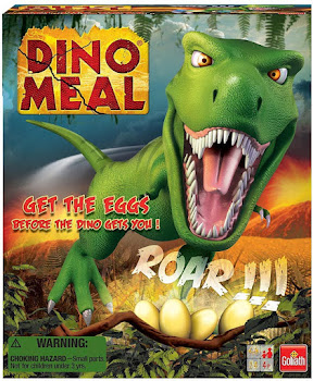 Goliath Dino Meal Game