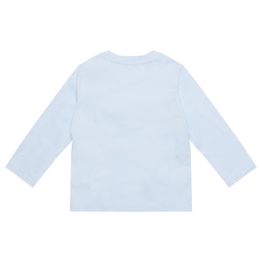 Thumbnail images of Kenzo Kids Baby Boy Blue Top