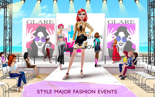 Super Stylist - Dress Up & Style Fashion Guru 1.3.05 screenshots 2