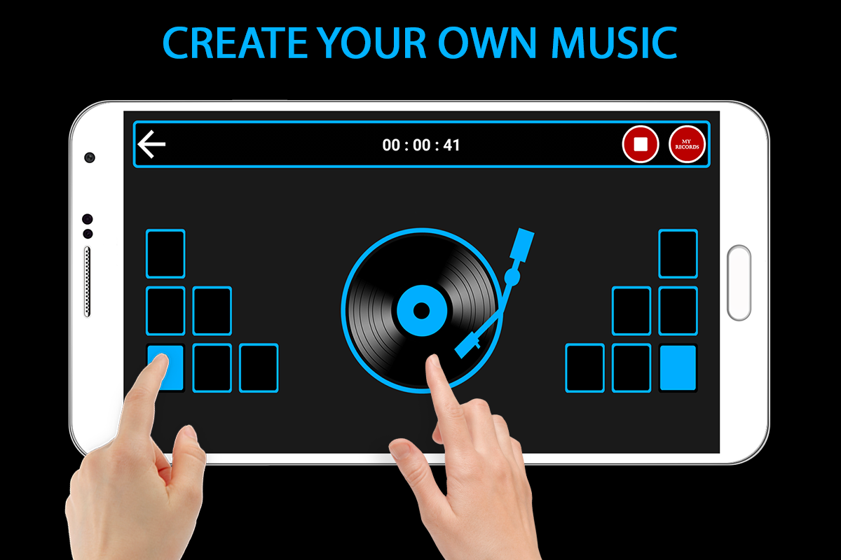 Create Your Own Music Android Apps On Google Play