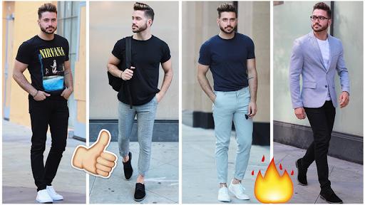 ud83dudd25 Men Outfit Ideas 2019 Apk 2