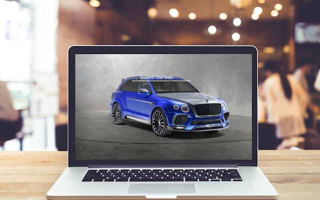 Bentley Bentayga HD Wallpapers SUV Theme