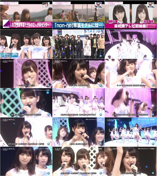 (TV-Music)(1080i) 乃木坂46 Part – Music Station 151023