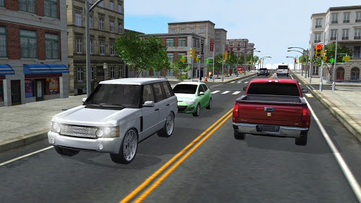 City Driving 3D  screenshots 12