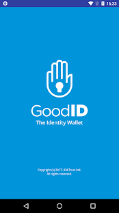 GoodID - strong authentication - náhled