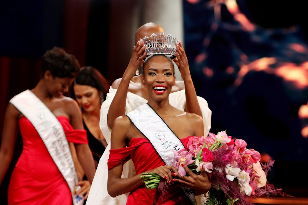 'Stunning inside and out': SA reacts to Lalela Mswane's Miss SA win