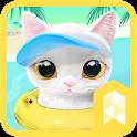 Rubber Duck Miu Live theme icon