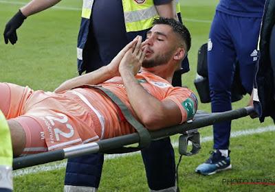 UPDATE: Speler Anderlecht in tranen afgevoerd, lange blessure dreigt: Hein ziet het somber in