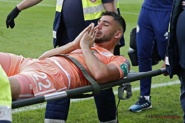 Goed nieuws voor Najar, maar Anderlecht heeft een probleem op links