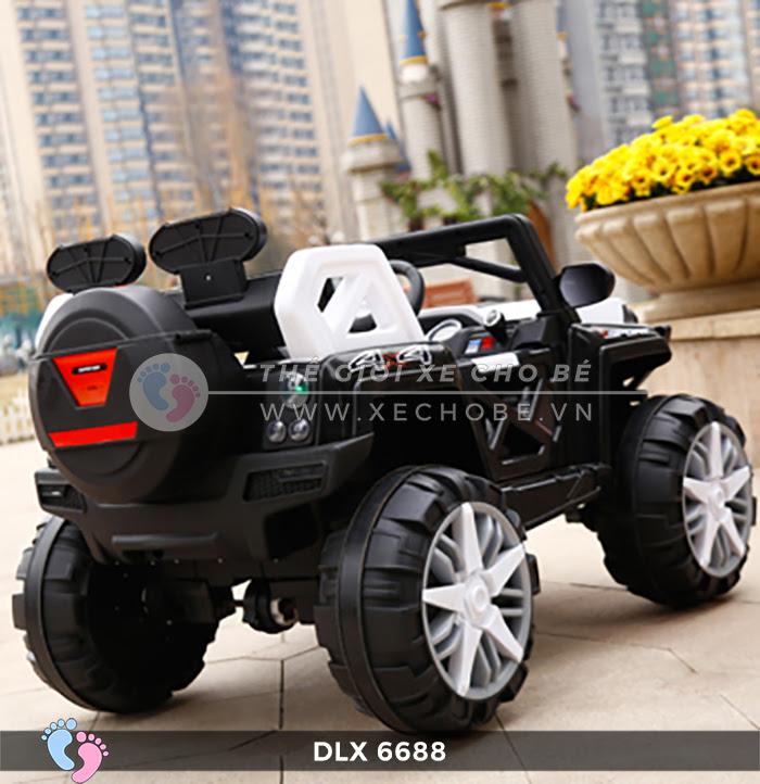 Xe điện địa hình cho bé DLX-6688 13