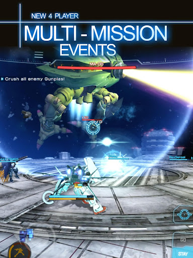 GUNDAM BATTLE: GUNPLA WARFARE apkdebit screenshots 21