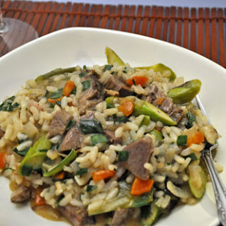 Lamb Risotto Recipes.
