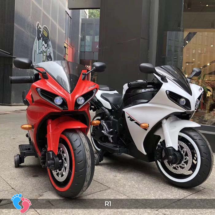 Xe mô tô điện thể thao cho trẻ R1 4