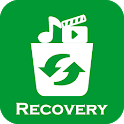 Data Recovery - Recover Deleted Videos and Audios icon