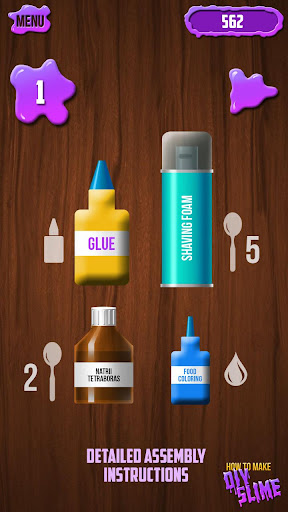 How To Make DIY Slime for PC