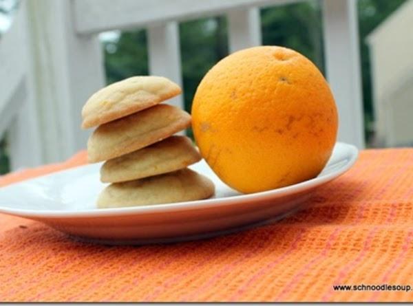 Orange Zookies Recipe