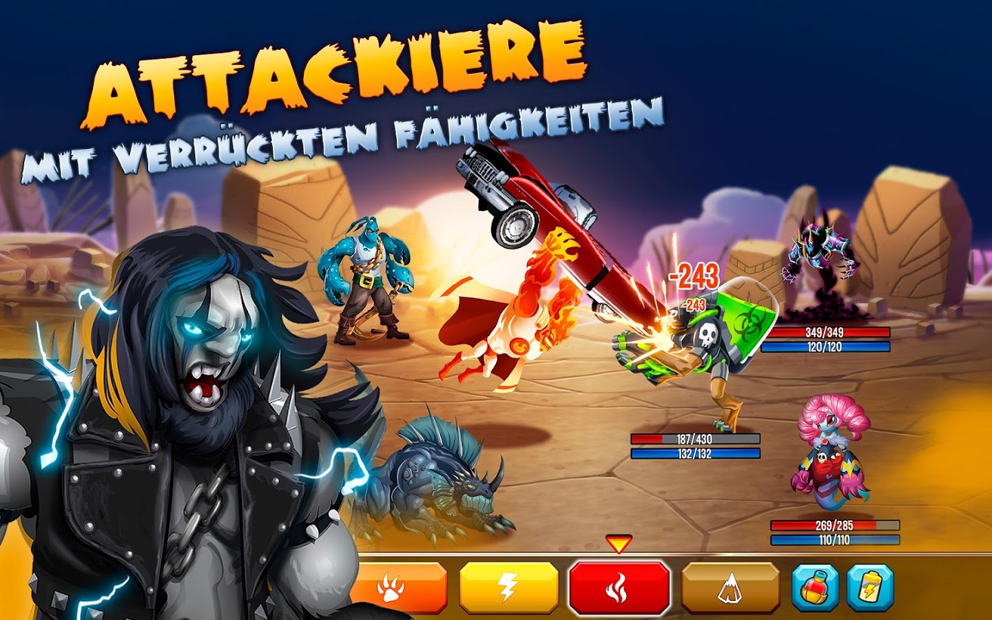 Monster Legends - RPG – Screenshot