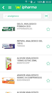 Ipharma Delivery de Farmácias e Drogarias- screenshot thumbnail