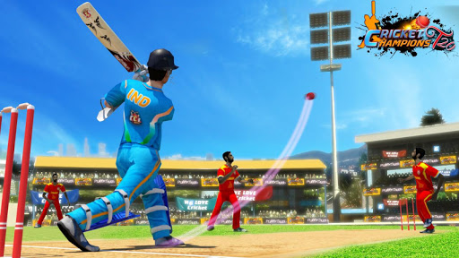 Cricket Champions T20 18 : Cricket Games 5.2 screenshots 1