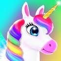 Unicorn Wild Life Fun: Pony Horse Simulator Games icon
