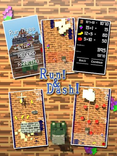 RunNyar - Dash & Shot - game (apk) free download for Android/PC/Windows screenshot