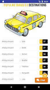 Antalya Airport Taxi - náhled