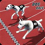 Crazy Greyhound Dog Racing Icon