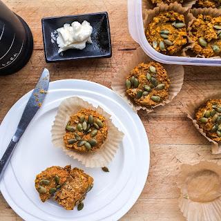 Pumpkin and Oat Muffins Recipe