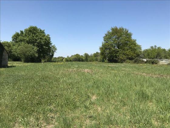 Vente terrain 967 m2