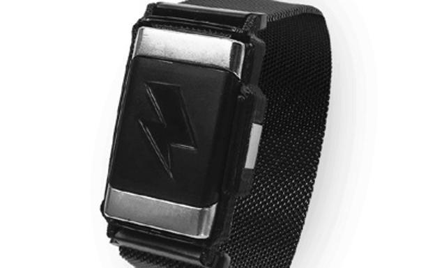 La pulsera Pavlok 2 puede adquirirse en su página web por unos 185 euros./