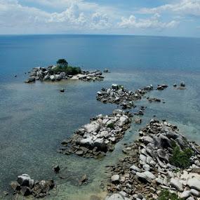 by Pablo Indra Iskandar - Travel Locations Landmarks