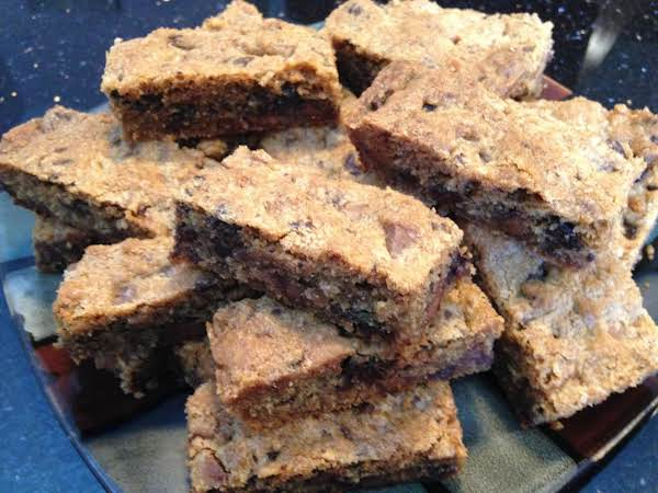 Candy Cookie Bars Recipe