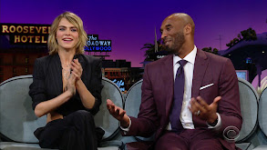 Kobe Bryant; Cara Delevingne; Tom Walker thumbnail