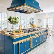 Luxury kitchen set 2018