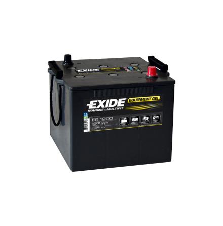 Tudor Exide GELbatteri 12V/110Hh
