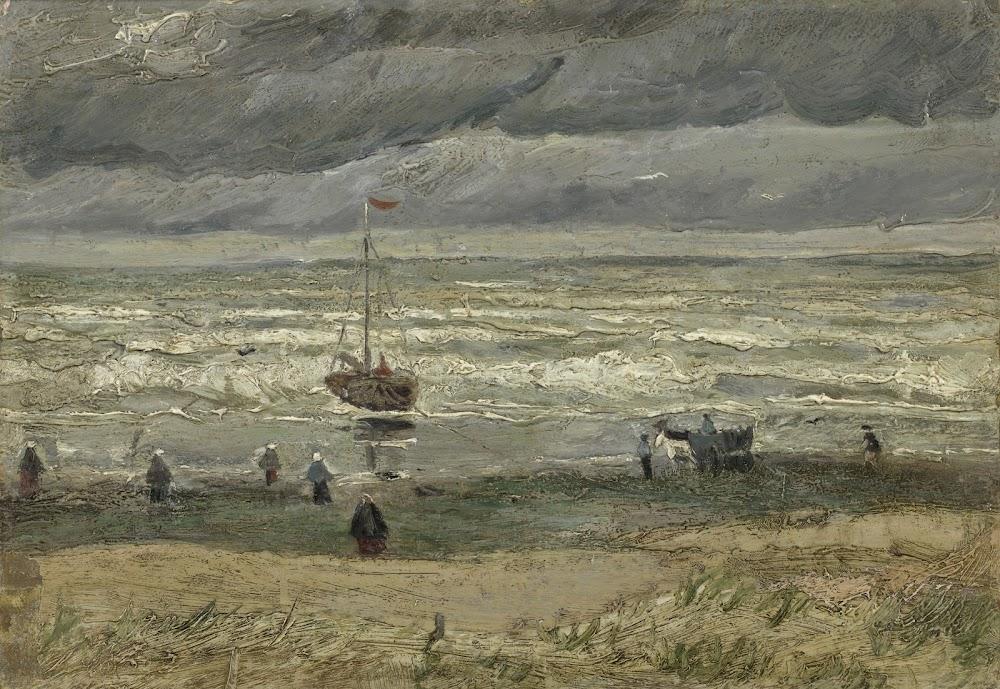 Вмузей Амстердама вернули похищенные 14 лет назад картины Ван Гога