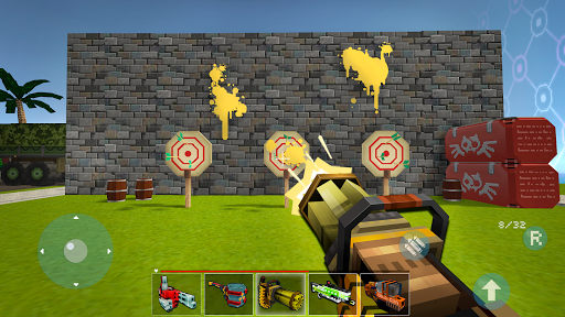 Mad GunZ - shooting games, online, Battle Royale apkpoly screenshots 17
