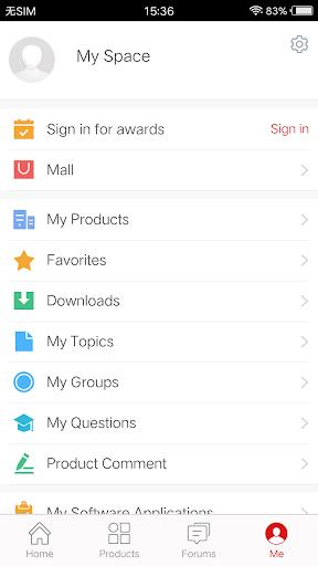 Huawei Technical Support screenshot 4