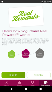 Yogurtland- screenshot thumbnail