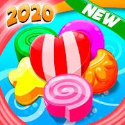Candy Pop Charm - 2020 Match 3 Puzzle