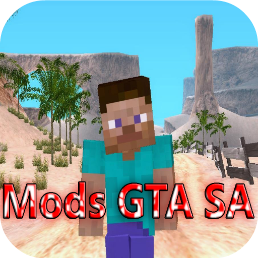 Mods GTA SA for Minecraft
