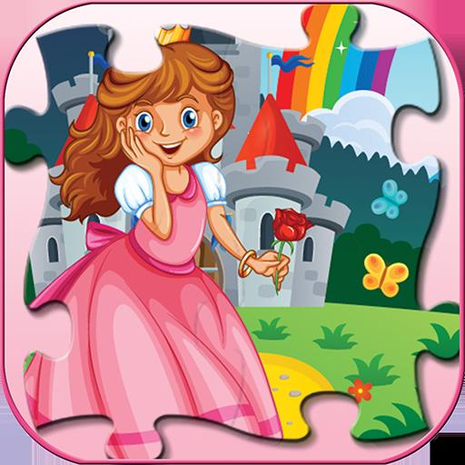 教育App|プリンセス漫画ジグソーパズル LOGO-3C達人阿輝的APP