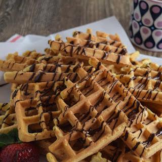 Easiest Gluten Free Waffles