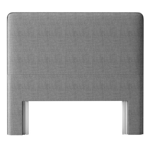 Dunlopillo Rydal Plain Extra Height Headboard