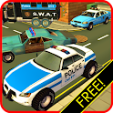 Police Car Chase Sim 911 FREE icon