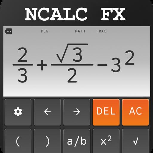 School scientific calculator 500 es plus 500 ms - Apps on