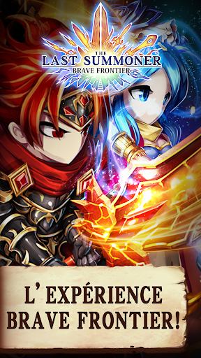 Brave Frontier: The Last Summoner  captures d'écran 1