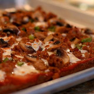 Meatza Recipe for Grain-Free Pizza.