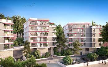 Appartement 4 pièces 87,14 m2
