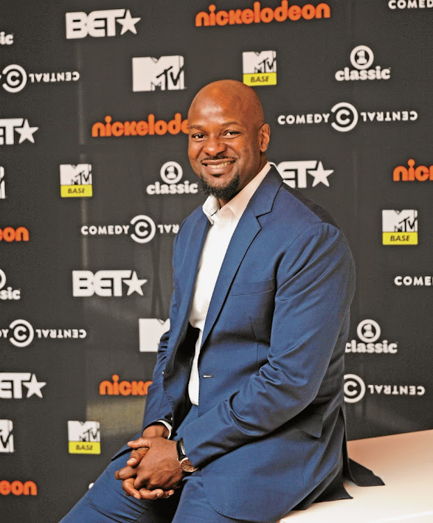 Entrepreneur: Television mogul Alex Okosi